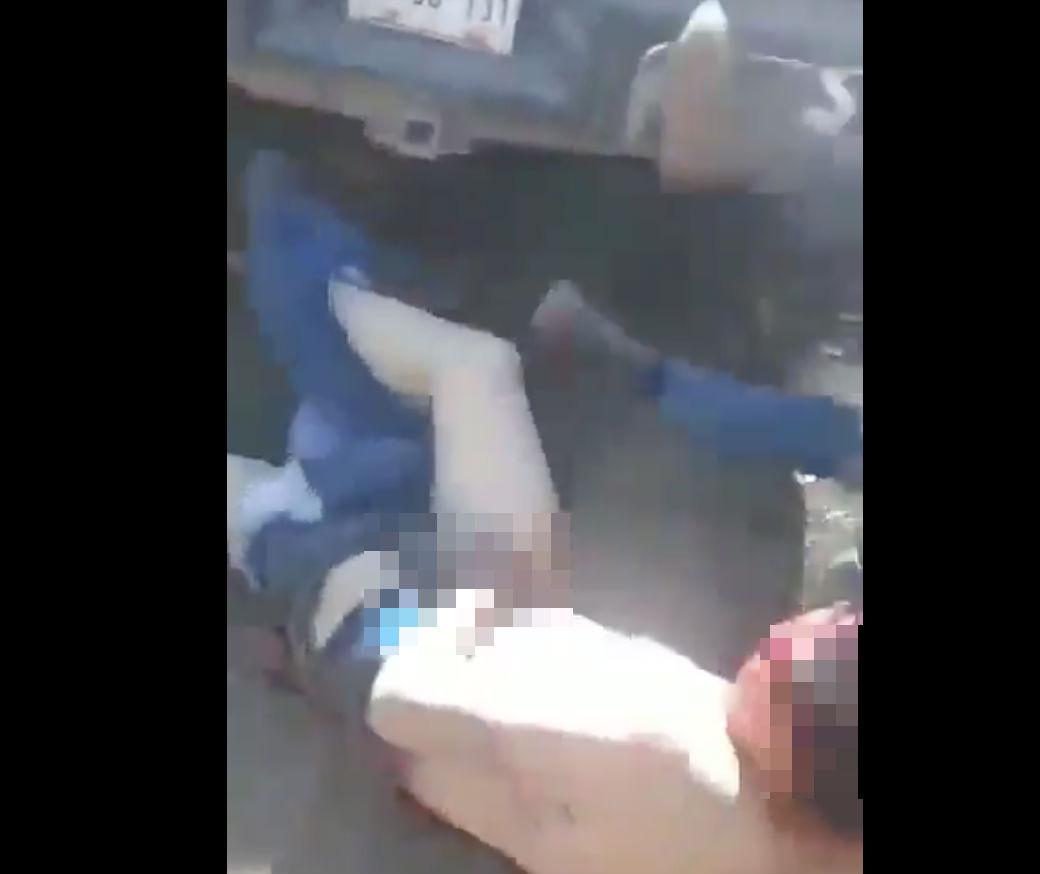 VIDEO: Narcos cortan testículos a rivales y los obligan a comerlos
