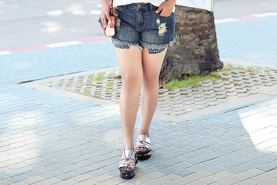 Los 5 Mejores Pantalones Cortos De Mujer Plus Size Para Usar Durante Los Calores Del Verano La Opinion
