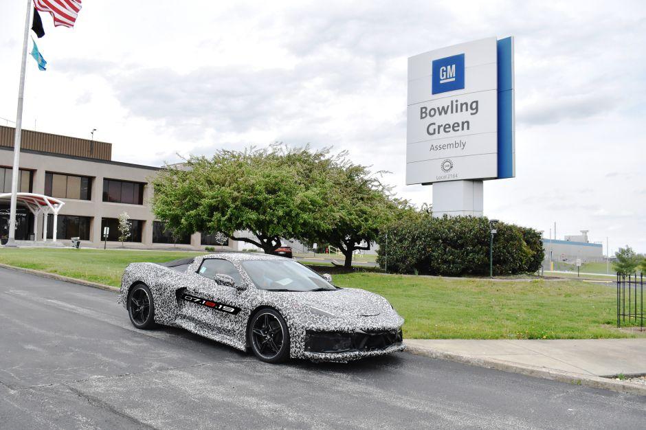 General Motors revela más detalles del Corvette C8, la octava generación de este modelo