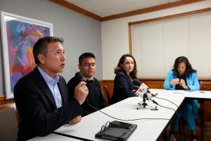 La ciudad de Santa Ana da la cara por los inmigrantes en riesgo de deportación