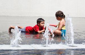 "Una ola de calor ""horneará"" casi todo Estados Unidos por varios días"