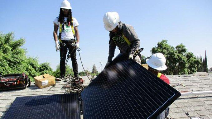 California podría ayudar a construir un nuevo acuerdo verde a nivel federal