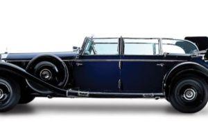 El auto favorito de Hitler era un Mercedes... que hoy está en Estados Unidos