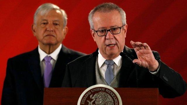 Carlos Urzúa: la explosiva carta de renuncia del secretario de Hacienda del gobierno de AMLO en México