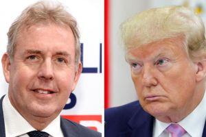 """Renuncia el embajador británico en Estados Unidos que calificó al gobierno de Trump de """"torpe e inepto"""""""