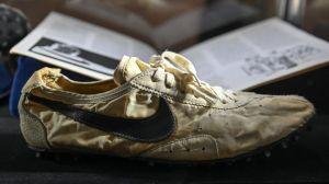 Subastan zapatillas Nike en casi $450,000, ¿qué tienen de especial?