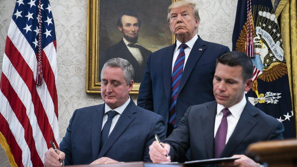Tercer país seguro: cómo el pacto entre EEUU y Guatemala perjudica a los migrantes de Honduras y El Salvador