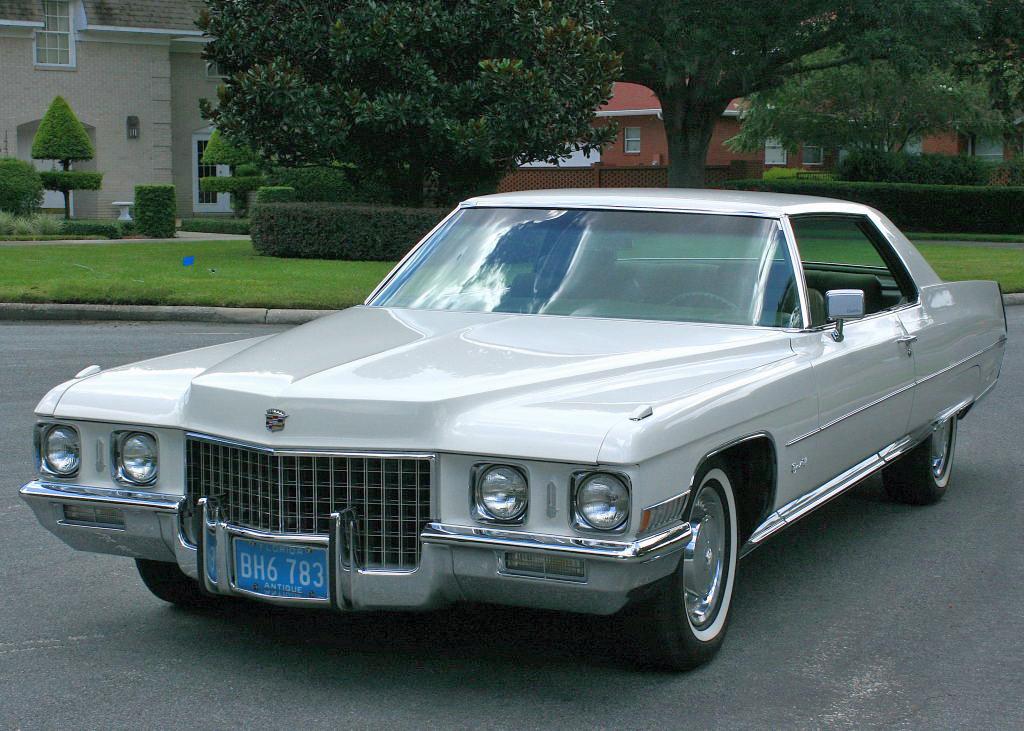 Varios modelos de Cadillac fueron utilizados en esta película