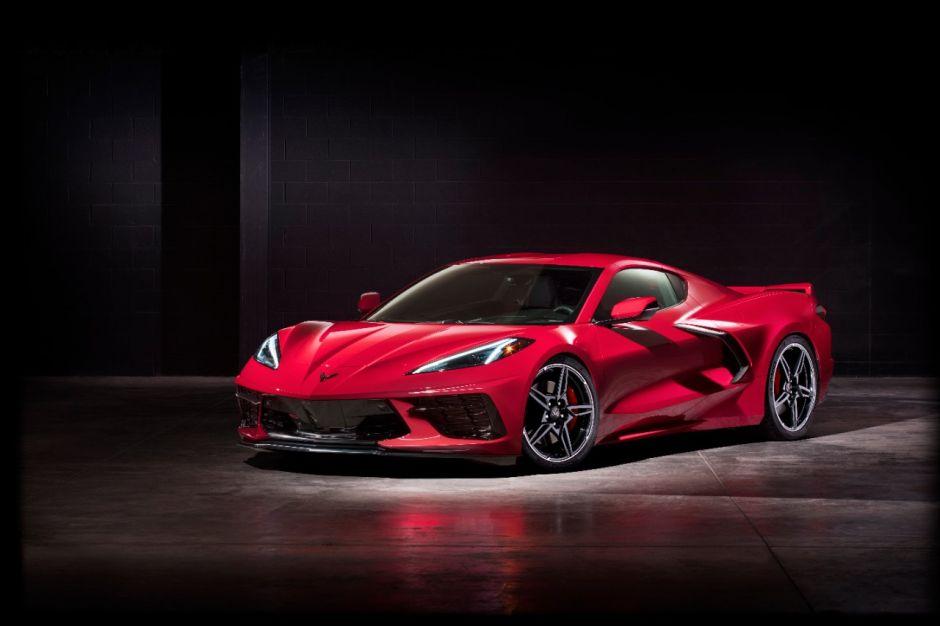 Todo lo que tienes que saber acerca del nuevo Chevrolet Corvette Stingray 2020