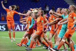 Holanda hace historia y buscará pintarle la cara a USA
