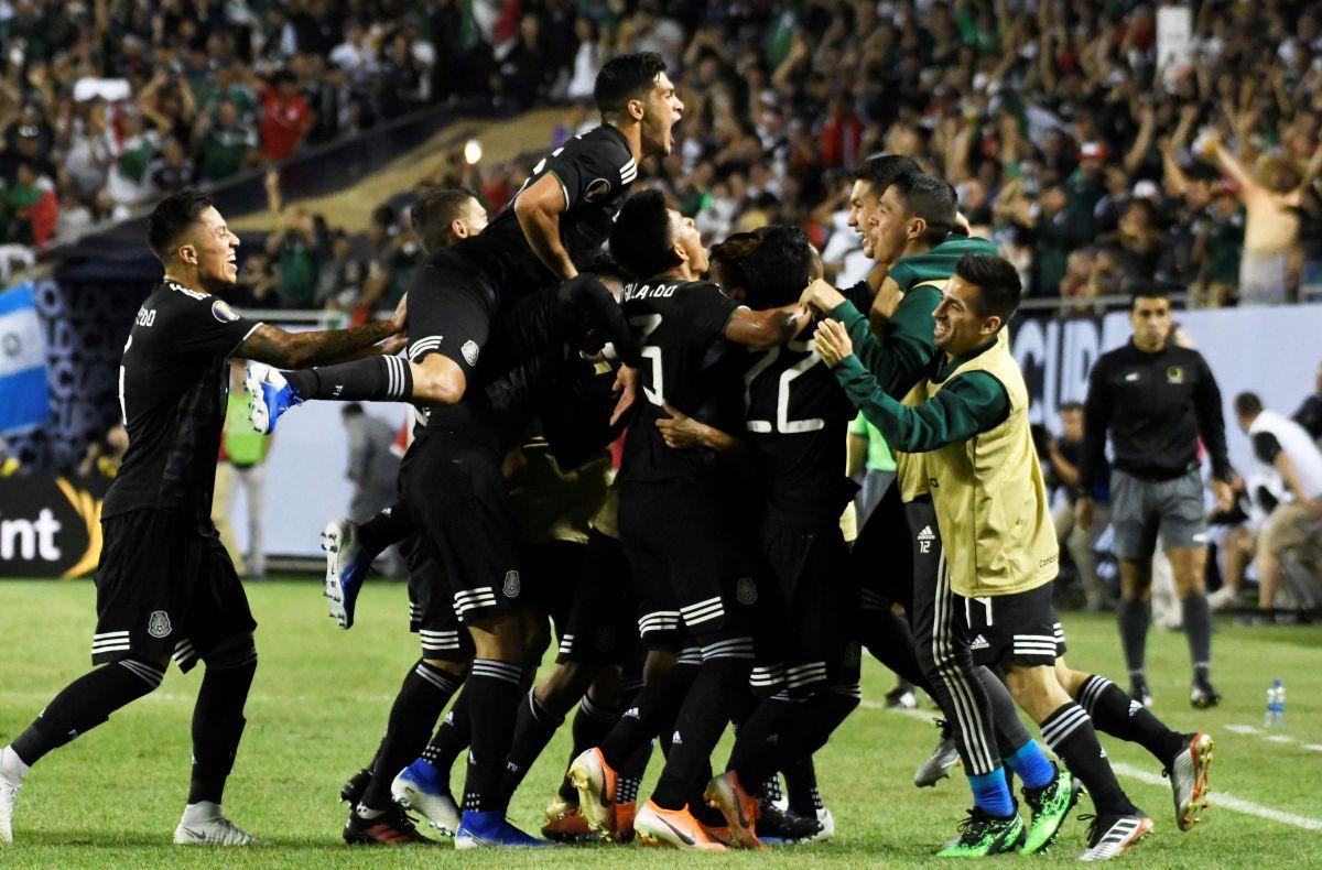 México, campeón de la Copa Oro