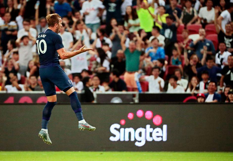 Con golazo de Kane el Tottenham vence a la Juve