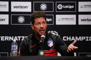 """El """"Cholo"""" Simeone se rinde ante el Bayern Múnich: """"Es el mejor de todos"""""""