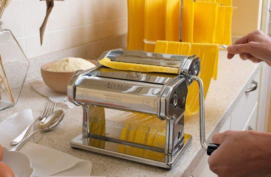 Las 5 mejores máquinas para hacer pasta en la casa