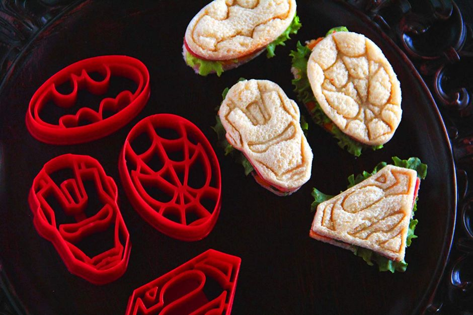 3 sets de cortadores de pan que le encantarán a tus hijos