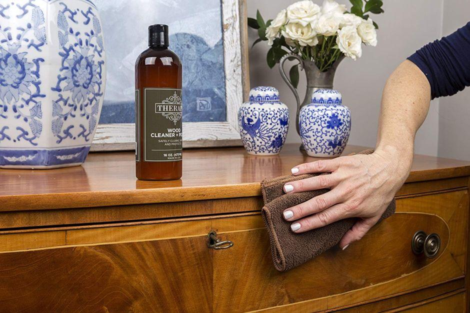 Los 5 mejores productos para cuidar y restaurar tus muebles de madera