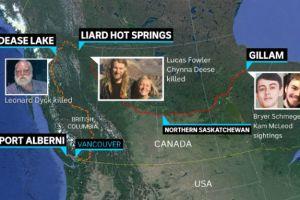 Adoraban a Hitler los adolescentes prófugos por triple homicidio en Canadá