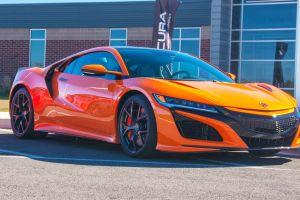 Acura NSX 2019: Un deportivo poderoso y desafiante + VIDEO