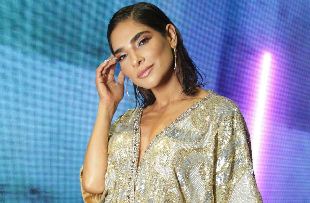 Alejandra Espinoza en Premios Juventud 2019