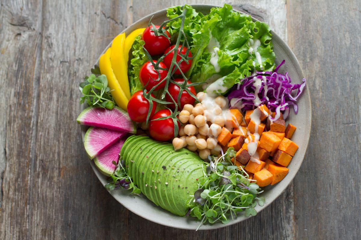 Descubre el verdadero significado del color de los alimentos
