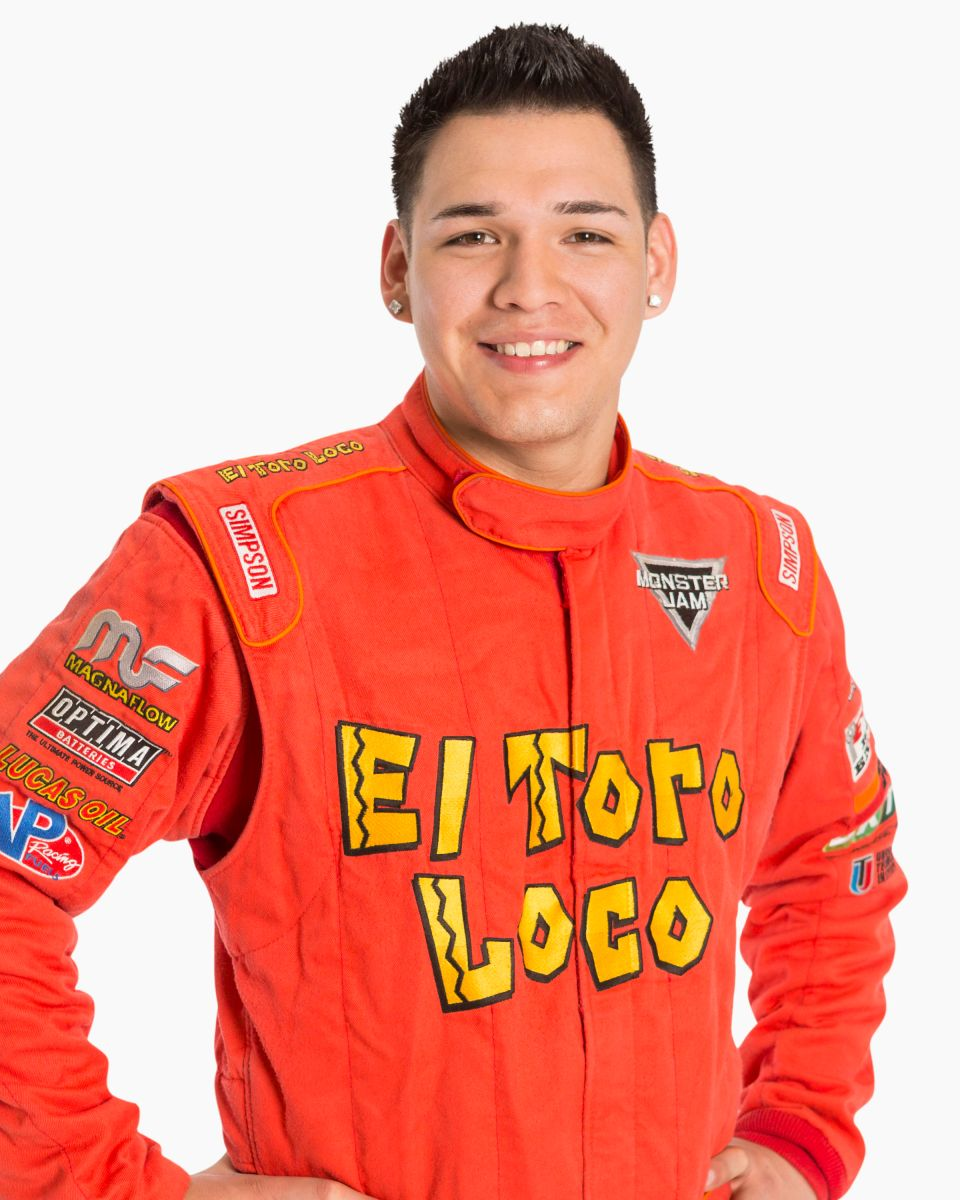 Armando Castro es un amante de la adrenalina