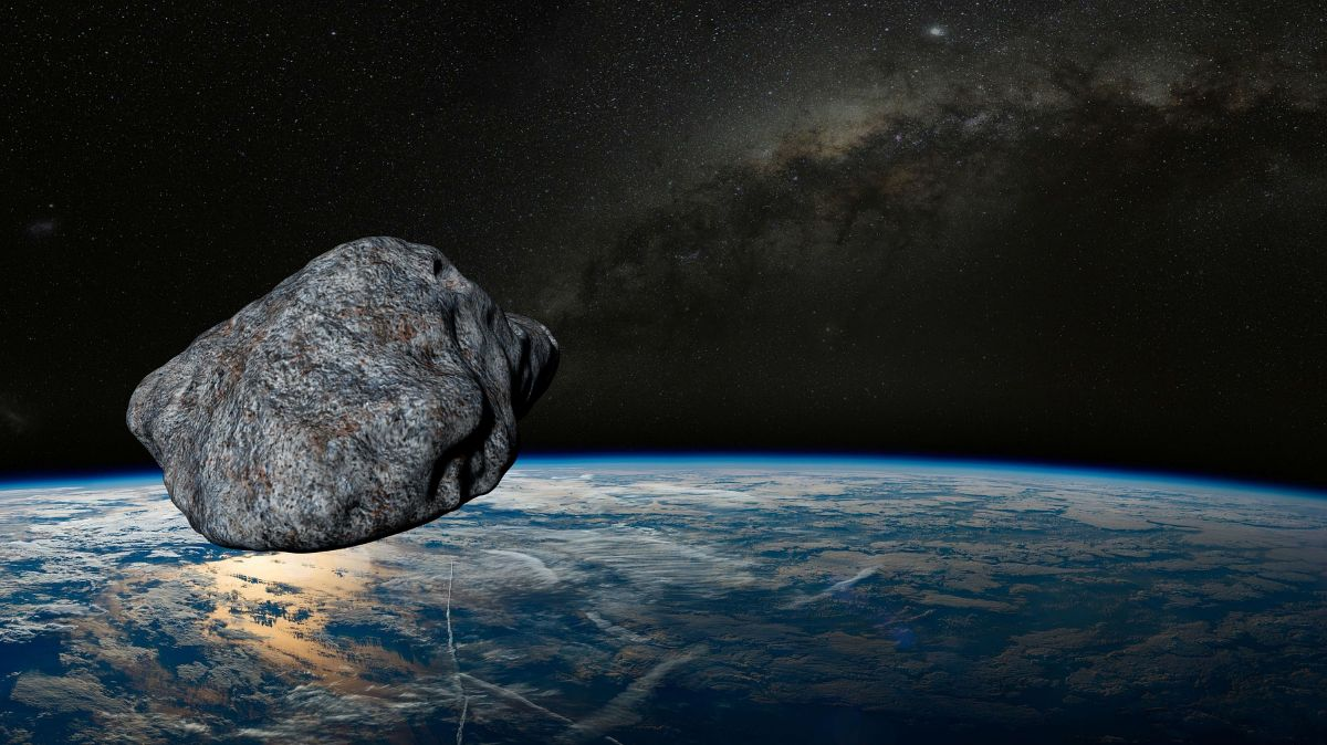 NASA vigila a tres asteroides que pasarán cerca de la Tierra