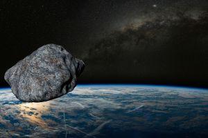 Un asteroide gigante que se acerca a la Tierra trae su propia máscara facial