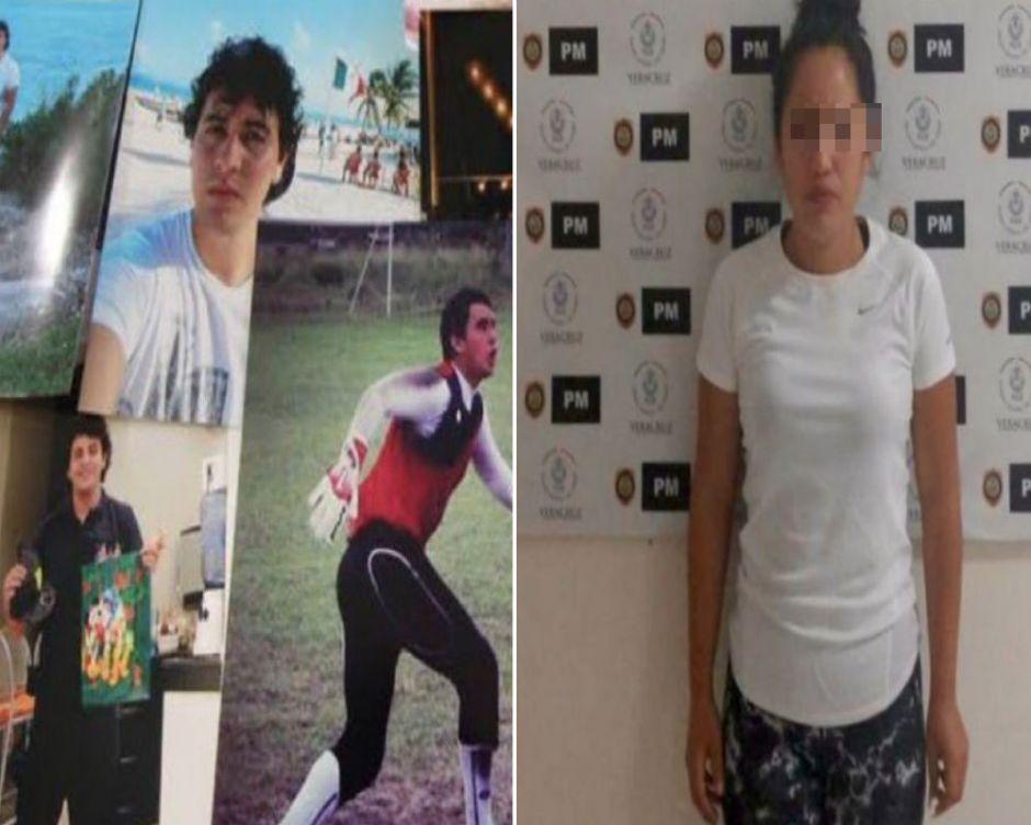 Cae mujer del CJNG ligada a secuestro y asesinato de jugador de futbol mexicano