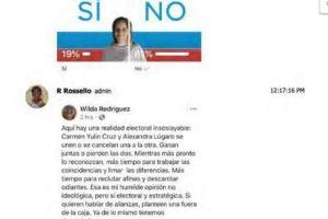 """Departamento de Justicia de Puerto Rico cita a participantes del """"chat de la vergüenza"""" de Ricardo Rosselló"""