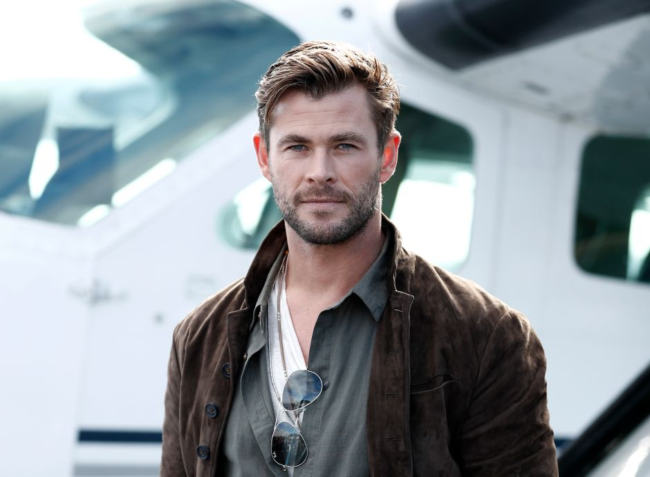 Familiar y cómodo: Echa un vistazo al Audi de Chris Hemsworth