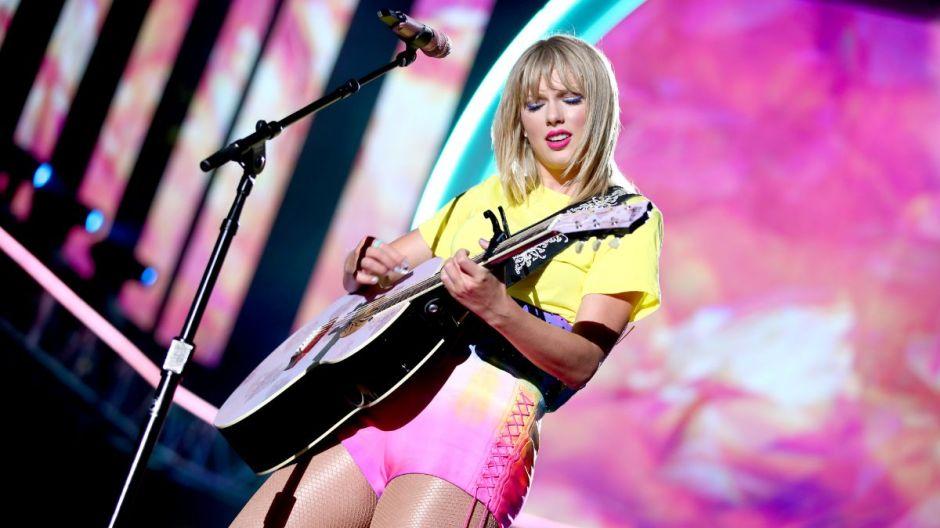 Taylor Swift  dará un concierto en vivo para suscriptores de Amazon