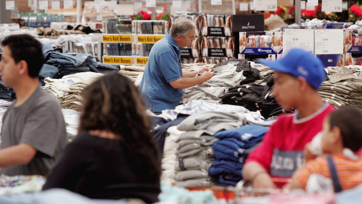 Costco vende $7,000 millones en ropa y calzado al año, ¡más que Old Navy o Ralph Lauren!