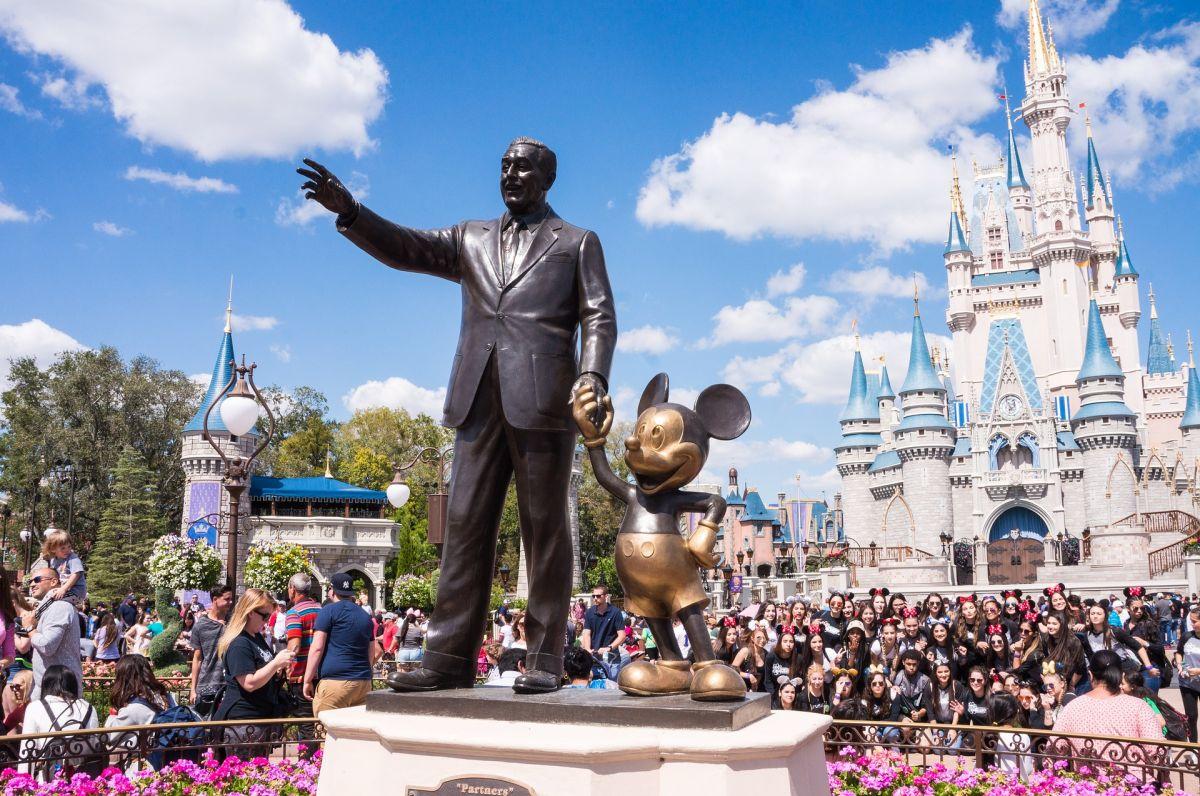 Además de pelar, ¿por que otras razones te pueden expulsar de por vida de Disneyland?