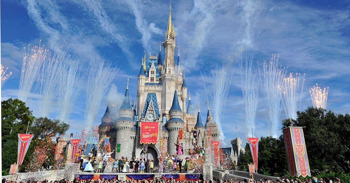 California -Disneyland y Disney California Adventure Park estarán cerrados.