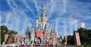 Disneyland también sufre por las tormentas en el sur de California