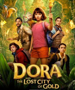 Dora and The Lost City of Gold: tráiler en español con Eugenio Derbez, Eva Longoria y Michael Peña