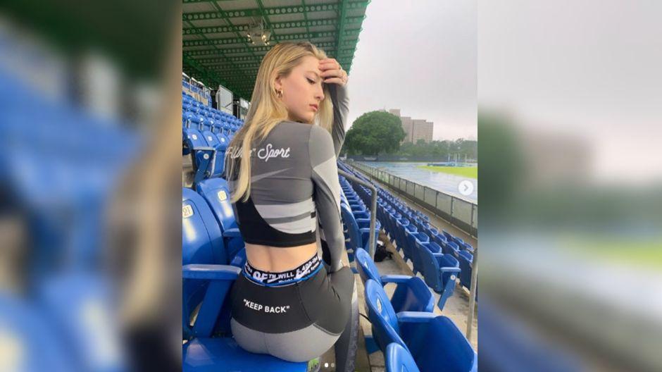 La hija de Steve Jobs es sexy y atleta panamericana