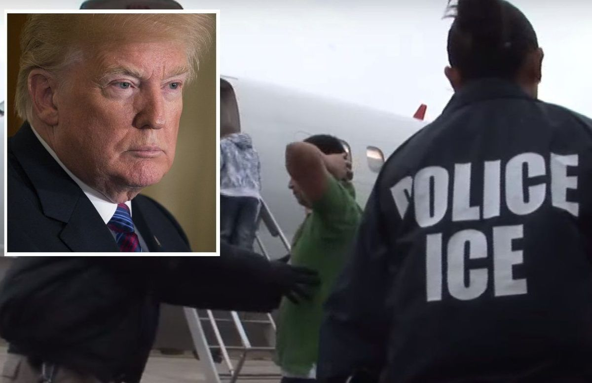 Trump aplica en secreto deportación rápida de inmigrantes en Texas. Podría ampliarse a todo el país