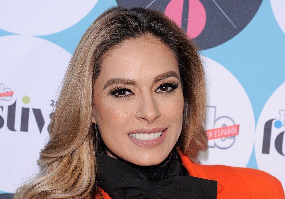 """Galilea Montijo, conductora de """"Hoy""""."""