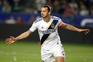 Zlatan es el que vende más camisetas en la MLS