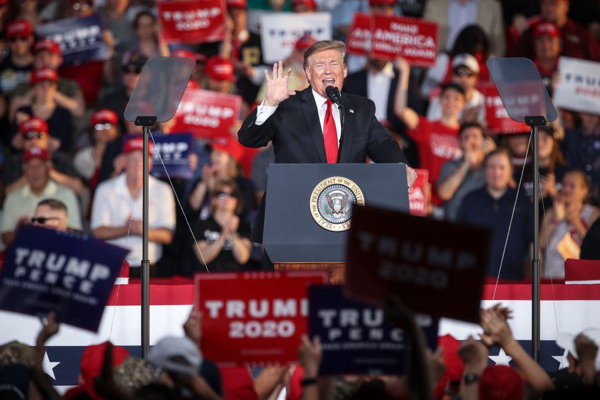 Sí, Trump tiene razones para estar optimista de cara a su reelección en 2020. Estas son