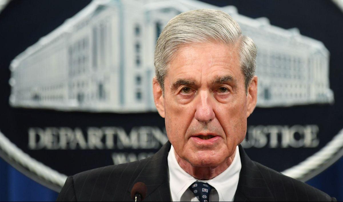 Ex fiscal especial Robert Mueller.