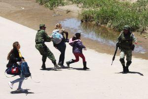 La más reciente víctima del río Bravo: Patrulla Fronteriza busca a niña de 2 años desaparecida