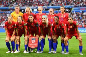 Estados Unidos va por su cuarta Copa del Mundo Femenil