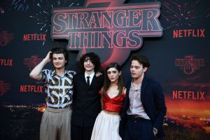 Estreno de nueva temporada de Stranger Things rompe récord de audiencia