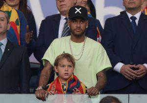 Neymar faltó a su primer día de pretemporada con el PSG