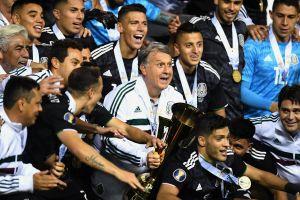 Así reciben en México a los campeones de la Copa Oro