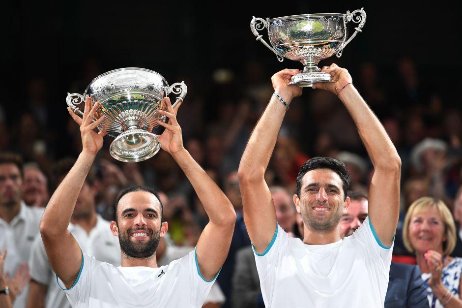Farah y Cabal son los nuevos campeones de Wimbledon