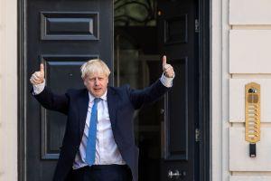 Boris Johnson promete avanzar con el Brexit tras ser elegido para suceder a Theresa May