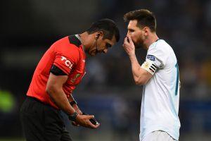 Messi habla tras la eliminación de Argentina de la Copa América